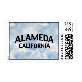 Alameda California Stamp
