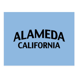 Alameda California Post Cards