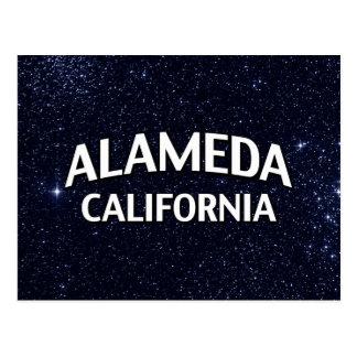 Alameda California Post Card