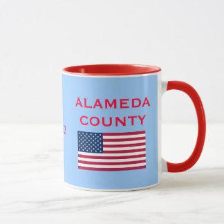 Alameda County California Coffee Mug