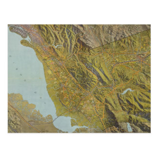 Alameda County, California Postcard
