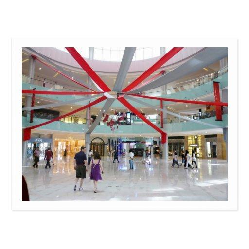 Alameda de compras de Dubai Postal