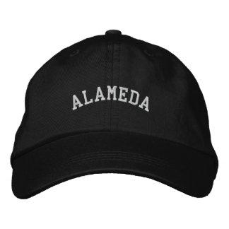 Alameda Embroidered Baseball Cap