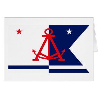 Alameda Flag Greeting Card