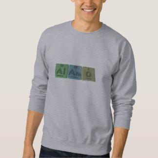 Alamo-Al-Am-O-Aluminium-Americium-Oxygen Sweatshirt