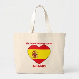 Alamo Canvas Bags
