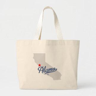 Alamo California CA Shirt Bags