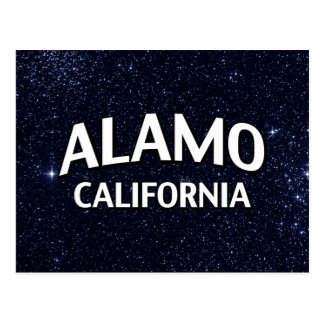 Álamo California Postal