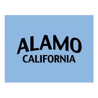 Álamo California Tarjetas Postales
