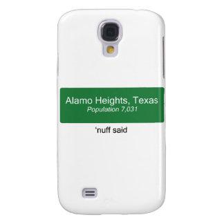 Alamo Heights Nuff Said Samsung Galaxy S4 Case