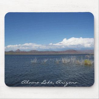 Alamo Lake, Arizona Mousepad