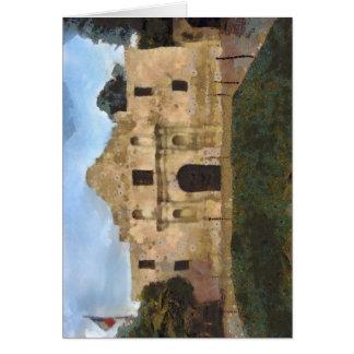 Alamo Lawn Card