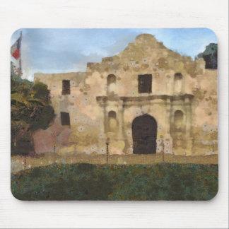 Alamo Lawn Mouse Pad