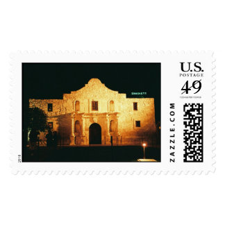 Alamo Night Postage