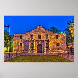 Alamo Print