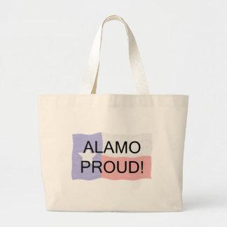 Alamo Proud Tote Bag