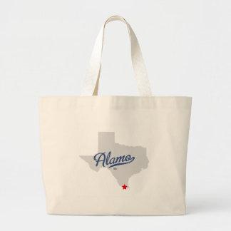Alamo Texas TX Shirt Tote Bags