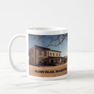 Alamo Village Movie Location Coffee Mug
