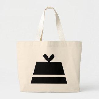 AlaModeSilP11 Large Tote Bag