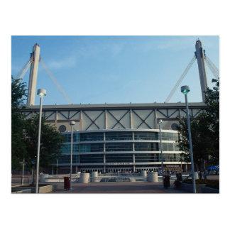 Alamodome se divierte el estadio, San Antonio, Tarjetas Postales