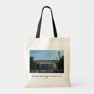 Alamodome sports stadium, San Antonio, Texas, U.S. Canvas Bag