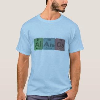 Alamos-Al-Am-Os-Aluminium-Americium-Osmium T-Shirt