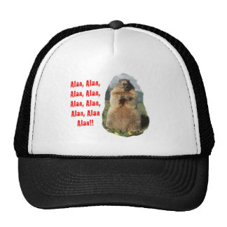 Alan Alan Alan Trucker Hat
