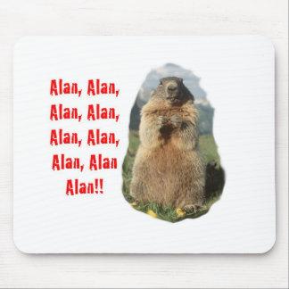 Alan Alan Alan Tapete De Ratones