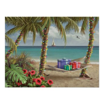 "Beach Themed Alan Giana ""Can You Imagine 2"" Poster"