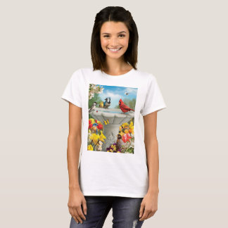 "Alan Giana ""Garden Friends"" T-Shirts and More"