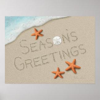 "Alan Giana ""Season's Greetings 2"" Poster"