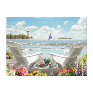 """Alan Giana """"Summer Escape"""" Canvas Print"""
