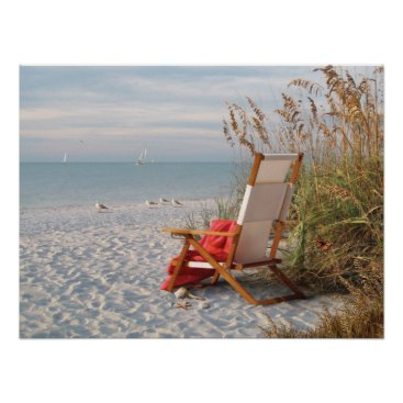 "Beach Themed Alan Giana ""Sunshine Day"" Poster"