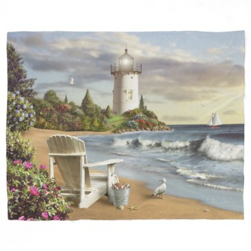 "Alan Giana ""The Perfect Place"" Fleece Blanket L"