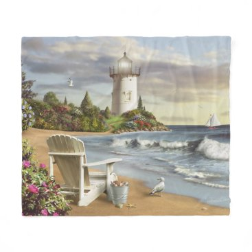 "Alan Giana ""The Perfect Place"" Fleece Blanket M"