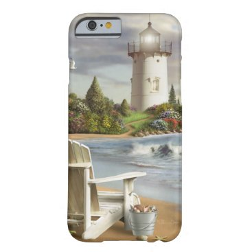 "Beach Themed Alan Giana ""The Perfect Place"" iphone Case"