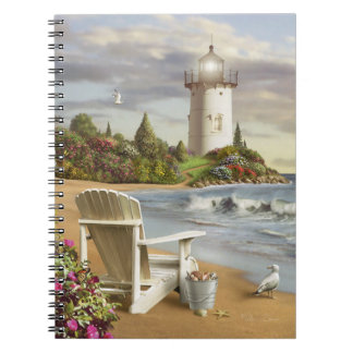 """Alan Giana """"The Perfect Place"""" Notebook"""