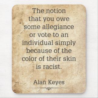 Alan Keyes Mouse Pad