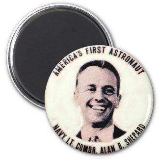 Alan Shepard - Magnet