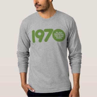 Alan Shorter Tes Esat T-Shirt
