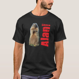 Alan T2 Vertical T-Shirt