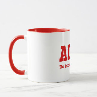 Alan - The Incompetent Terrorist Mug
