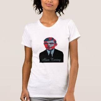 Alan Turing Camisetas
