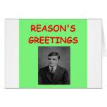 Alan Turing Tarjeta De Felicitación