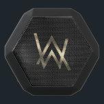 "alan walker speaker (gold)<br><div class=""desc"">a great gift for alan walker fans</div>"