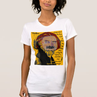 Alan Watts - Better to have a short Life... Tshirts