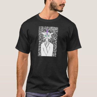 Alan Watts Zen Cat T-Shirt