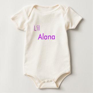 Alana Baby Bodysuit