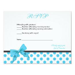 Alana Flora RSVP Card