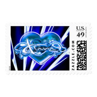 Alana Postage Stamp